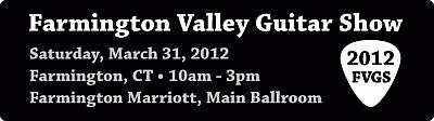 The Farmington Valley Guitar Show