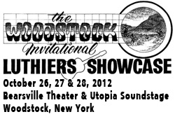 The Woodstock Invitational Luthiers Showcase